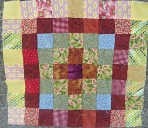 2 inch squares