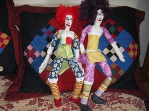 Cotton Rag Dolls