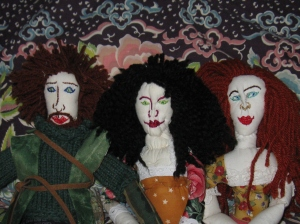 Cotton Rag Dolls