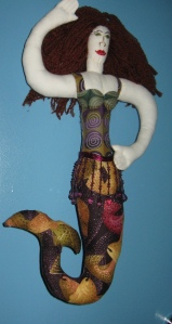 Mermaid Doll