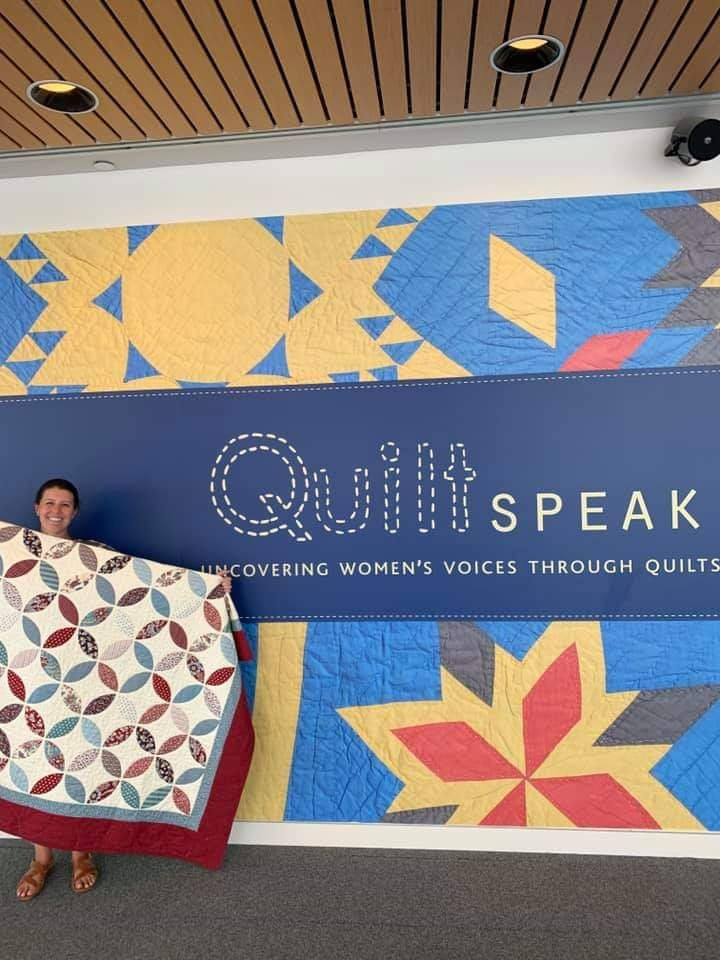 NC history Museum Quilt In
