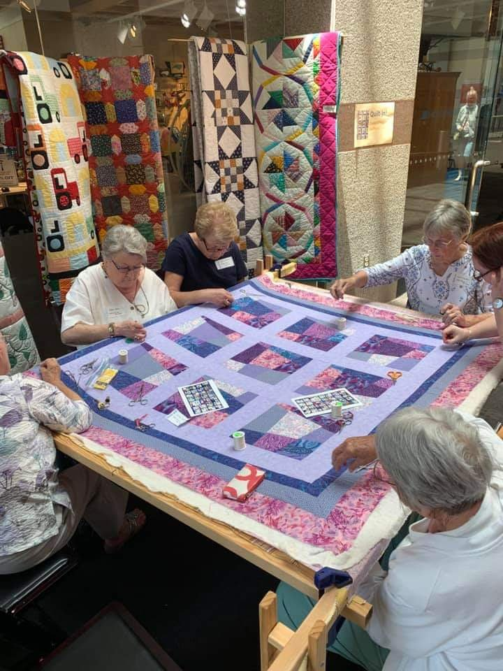 Quilt In with Cedar Grove Quilters